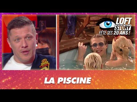 Jean-Edouard revient sur la scène de la piscine avec Loana !