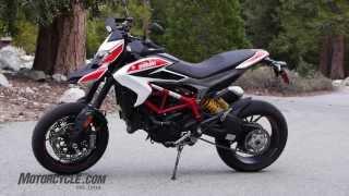 2014 Ducati Hypermotard SP Review