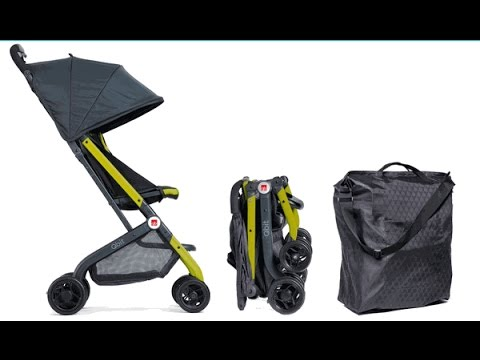 GB Qbit Lightweight Stroller Review