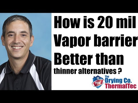 Deciding which crawl space vapor barrier is best for your home? There are many options available. Here we...
