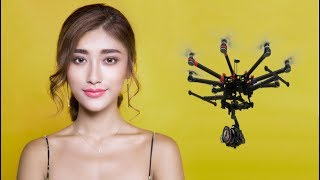 Best Octocopter Drones 2019