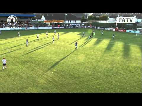 England Women U19s v Finland U19s 4-0 (UK Only no audio)
