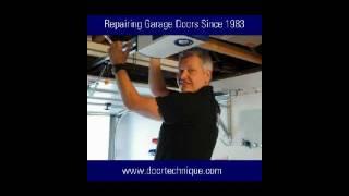 preview picture of video 'Garage Door Repairs Dorset | 01202 877 223'