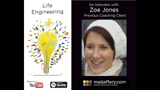 #001 – Zoe Jones – Previous Coaching Client
