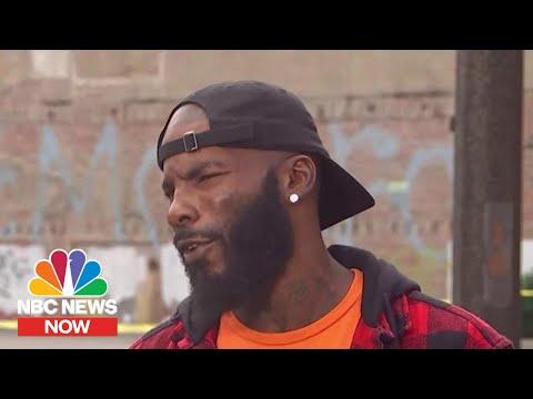 Hard Rock Hotel Construction Collapse Witness: 'It Was Pandemonium'   NBC News Now