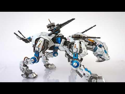 Tiger Cyborg