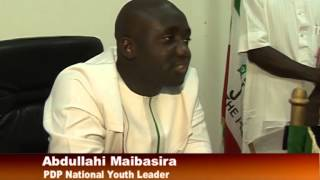 PDP Youths Charge On Peaceful Election