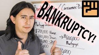Claim Bankruptcy = No More Mortgage Canada