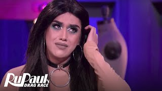 Adore Delano Rugrets Her Snatch Game Tap Out | RuPaul's Drag Race All Stars (Season 2) | Logo