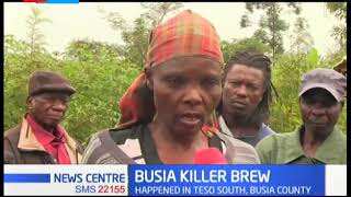 Man dies after consuming illicit brew in Busia county