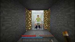 Reupload: Minecraft Gangnam style Steve i jego kumpel Ocelot [Parody]