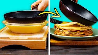 改變生活的小撇步: 主廚私藏的簡易烹飪小秘訣 || 廚房小撇步與快速食譜