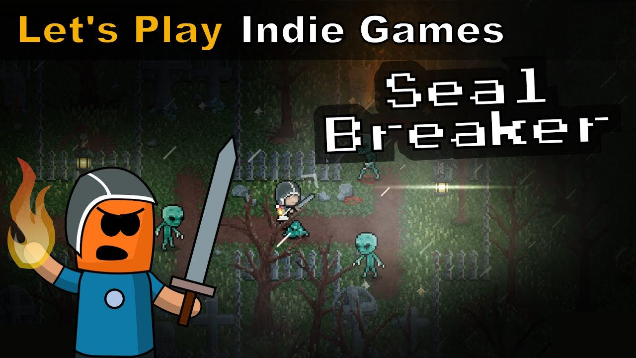 Seal Breaker | First Impressions