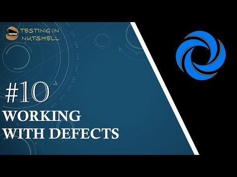 Micro Focus ALM/QC   Tutorial #10   Defects in ALM   Testing in Nutshell   Neeraj Kumar Singh
