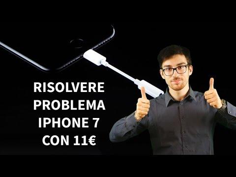 Bastano 11€ per risolvere il più grave problema di iPhone 7!