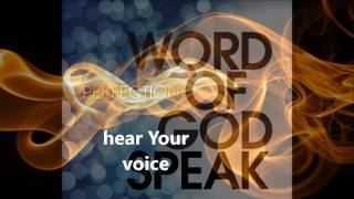 Word of God Speak by Kutless