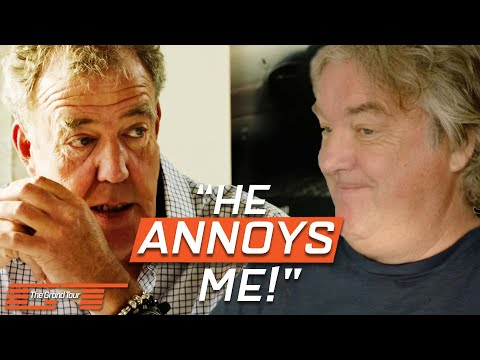 Making of The Grand Tour Season 2: Driver Wanted