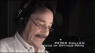 Transformers the voices