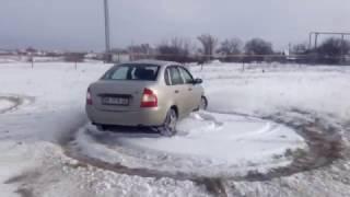 Зима)и моя грязная калина