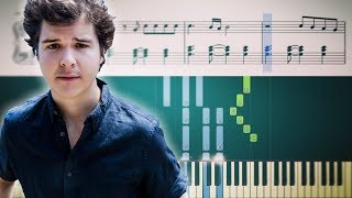 Lukas Graham - 7 Years - Piano Tutorial + Sheets