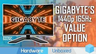GIGABYTE 게이밍 G32QC 165 커브드 HDR 제이씨현_동영상_이미지