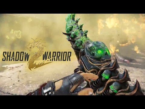 12 Minutes of Shadow Warrior Official Gameplay