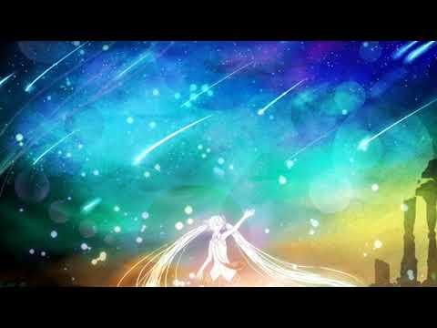 【初音ミクsoft】流れ星と夢旅行【オリジナル】