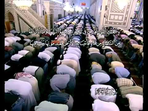 Sourate La vache <br>(Al Baqarah) - Cheik / Ali El hudhaify -