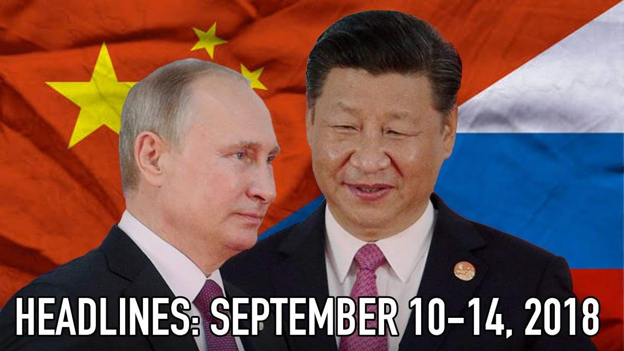 China and Russia Team Up Against US? thumbnail