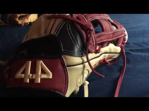 Review on 44 Pro Glove Outfielder's Glove