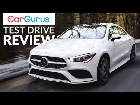 External Review Video buk0KFPD74g for Mercedes-Benz CLA-Class Sedan & Shooting Brake (C118)