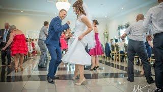 Wideofilmowanie wesele Paradise Żory kamerzysta klip tańce