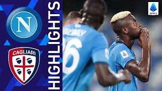 Napoli 2-0 Cagliari Pekan 6