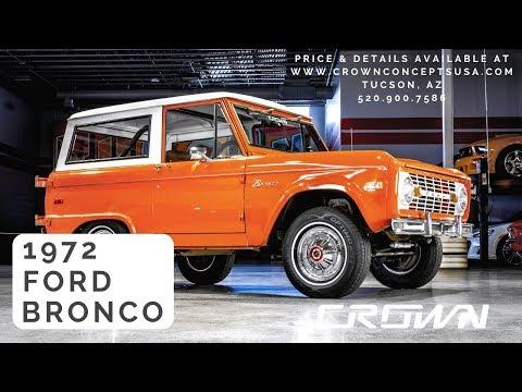 Video of '72 Bronco - QBH9