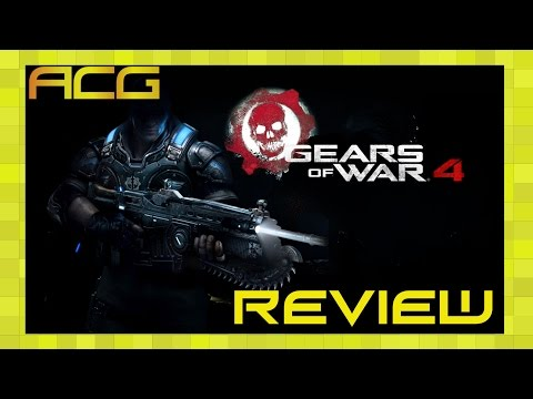 "Gears of War 4 Review ""Buy, Wait for Sale, Rent, Never Touch?"" - YouTube video thumbnail"