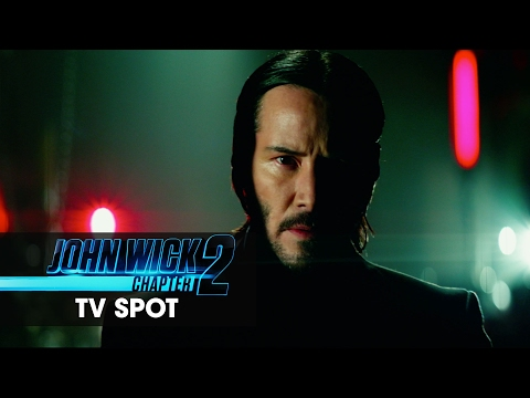 John Wick: Chapter 2 (TV Spot 'Elegantly Crafted')