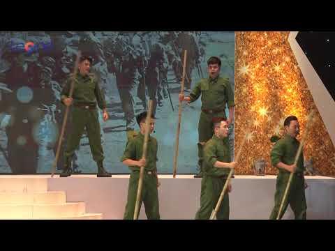 """CHƯƠNG TRÌNH NGHỆ THUẬT """"BẢN HÙNG CA BẤT TỬ"""" - Chiếc gậy Trường Sơn"""