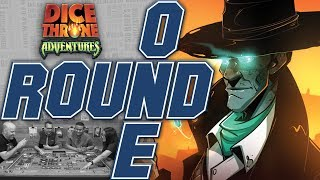 Dice Throne Adventures - Round One by Man vs Meeple (Roxley)