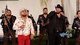 Adrian Chaparro Ft. Jesus Chaparro Ft. La Decima Banda   El Amigo De Las Guerras (En Vivo 2018)