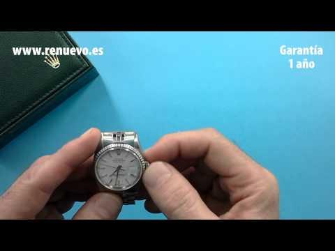 Rellotge ROLEX Oyster Perpetual Datejust de segona mà