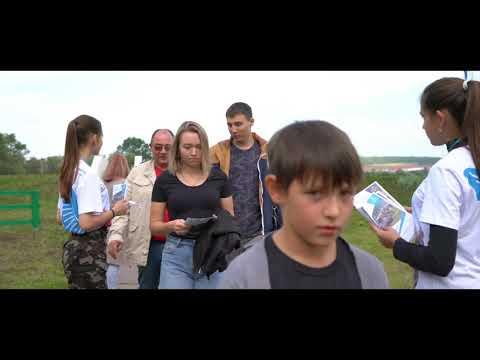 Итоговый видеоролик военно-исторического фестиваля «Они сражались за Родину»