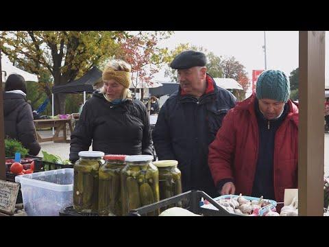 Ražas svētku tirgus Skrundā