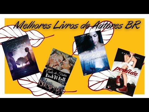 Li e Recomendo - Melhores Livros de Autores BR/Parte 1
