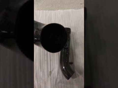 Carbon Fiber Intake Pipes For Nissan 370Z Hiwow Sport