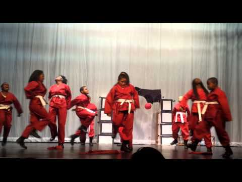 Psi Phi Beta Stepping Competition - PPB Intro(2)