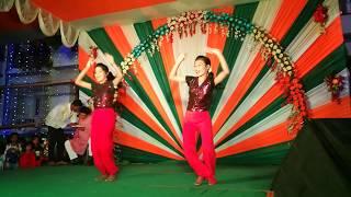Haila Haila Huaa Huaa Dance Performance By Little Girl