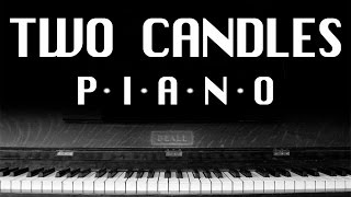 Gorky Park - Two Candles (Piano cover by Saprina)