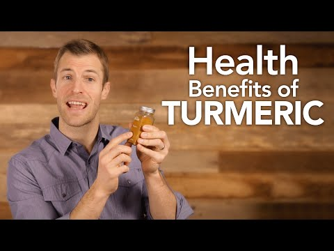 Video Health Benefits of Turmeric