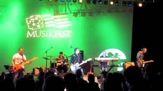The Aardvarks - Musikfest 2012 - I Want You to Want Me