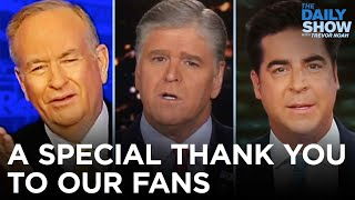 A Special Shoutout to the Pundits | The Daily Show